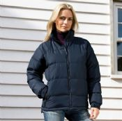 Homerton College Ladies Holkham Down Feel Jacket
